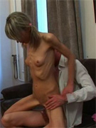 Tiny young girl fucked